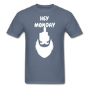 Hey Monday Beard T-Shirt - BeardedMoney