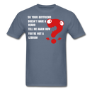 So Your Boyfriend Doesn't Have A Beard T-Shirt - BeardedMoney