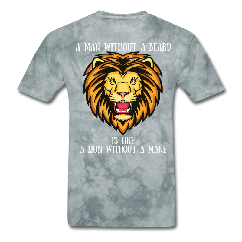 A Lion Without A Mane T-Shirt - BeardedMoney
