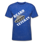 Beard Veteran Tank T-Shirt - bearded-money
