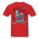Barbershop T-Shirt - BeardedMoney