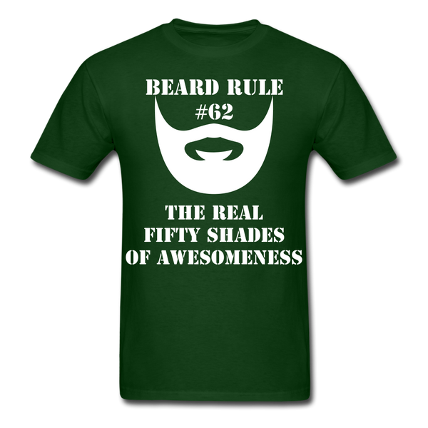 Beard Rule #62 T-Shirt - BeardedMoney
