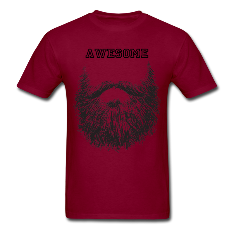 Awesome T-Shirt - BeardedMoney