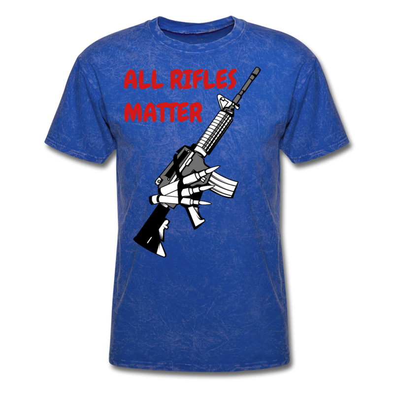 All Rifles Matter T-Shirt - bearded-money