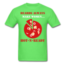 Beards Always Make Women T-Shirt - BeardedMoney
