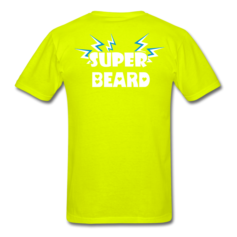 Super Beard T-Shirt - BeardedMoney