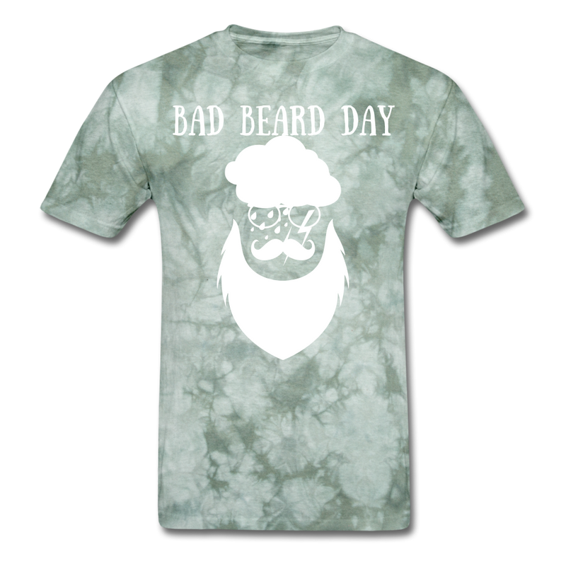 Bad Beard Day T-Shirt - bearded-money