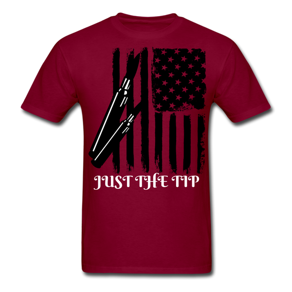 Just The Tip Men's T-Shirt - BeardedMoney