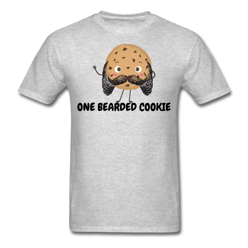 One Bearded Cookie T-Shirt - bearded-money