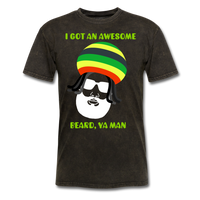 I Got An Awesome Beard, Ya Man T-Shirt - bearded-money