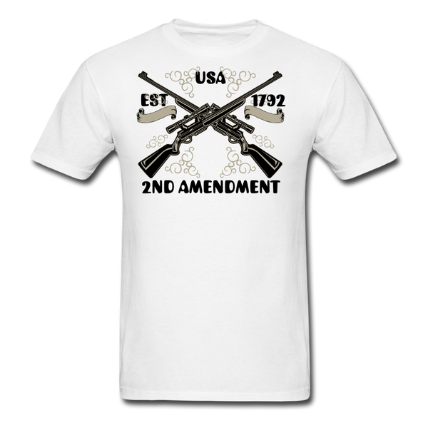 2nd Amendment T-Shirt - BeardedMoney