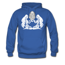 Threesome Hoodie - BeardedMoney