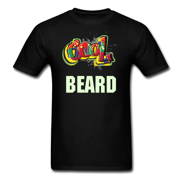 Cool Beard T-Shirt - BeardedMoney