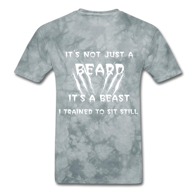 It's Not Just A Beard T-Shirt - bearded-money