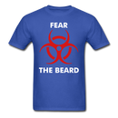 Fear The Beard T-Shirt - BeardedMoney