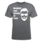 Bearded And Savage As F**K T-Shirt - bearded-money