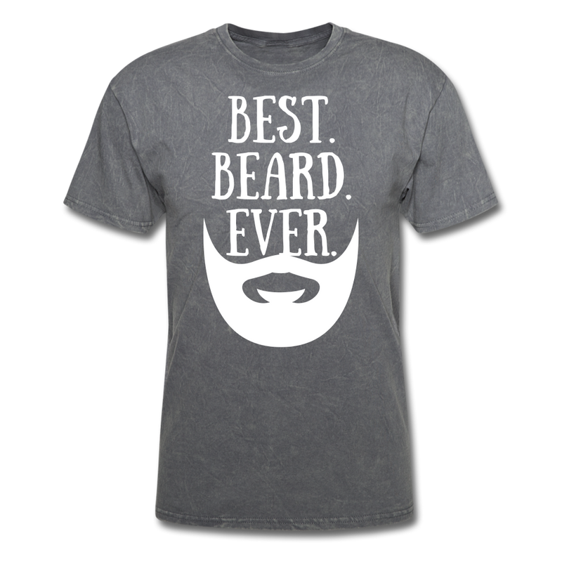 Best Beard Ever T-Shirt - bearded-money