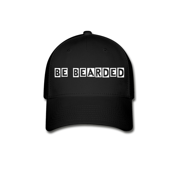 Be Bearded Baseball Cap - bearded-money