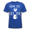 Grow The Beard Get The T-Shirt - bearded-money
