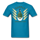 Supply Ammunition Men's T-Shirt - BeardedMoney
