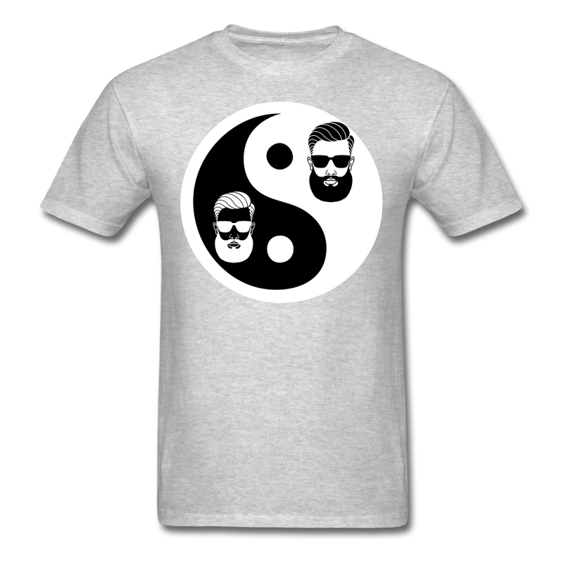 Yin Yang T-Shirt - bearded-money