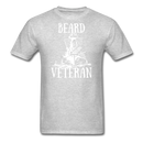 Beard Veteran Ship T-Shirt - BeardedMoney