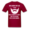 Beard Rule #53 T-Shirt - BeardedMoney