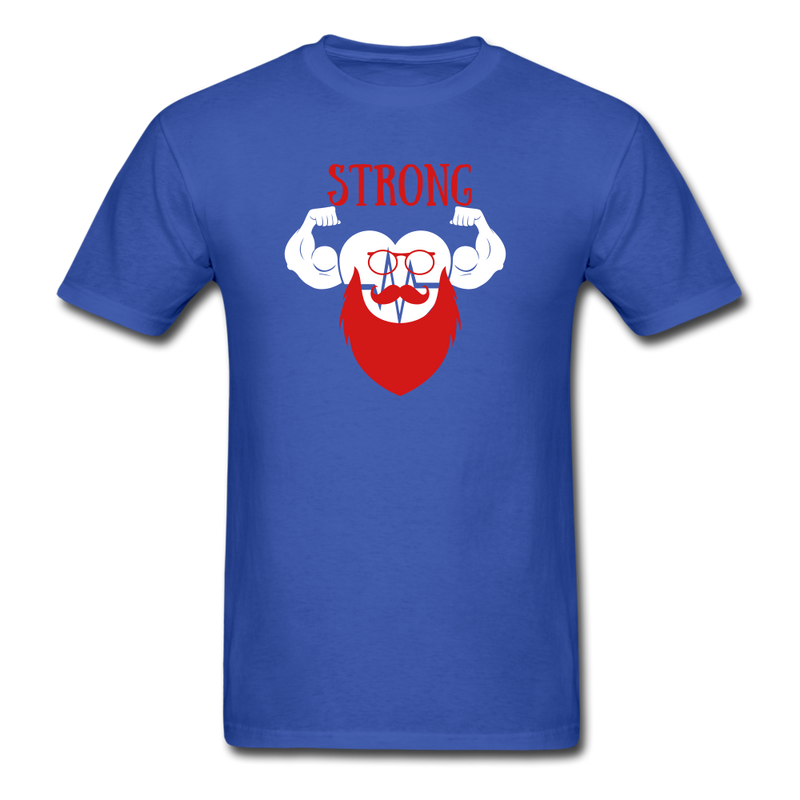 Strong T-Shirt - BeardedMoney