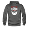 Born To Be Strong Beard Hoodie - BeardedMoney