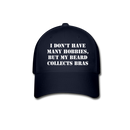 Collects Bras Baseball Cap - BeardedMoney