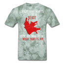 Everybody Wants To Be A Beast T-Shirt - bearded-money