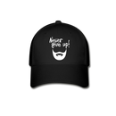 Never Give Up Hat - BeardedMoney