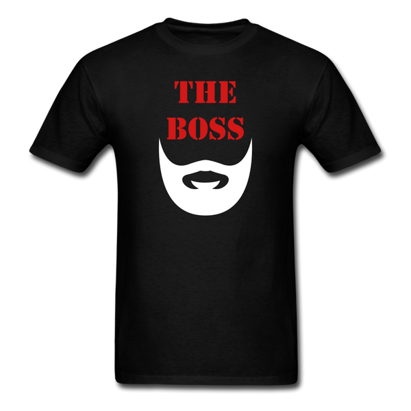 The Boss T-Shirt - bearded-money