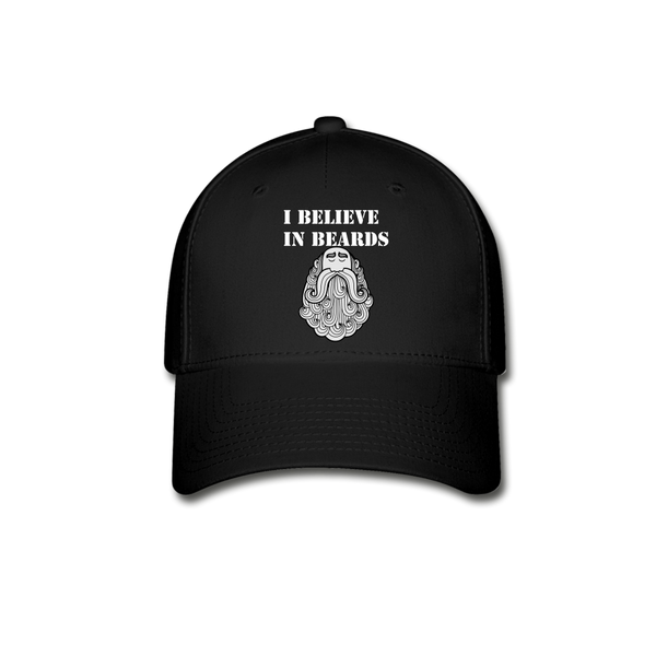 I believe In Beards Baseball Cap - BeardedMoney
