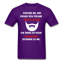 Excuse Me, Sir T-Shirt - BeardedMoney