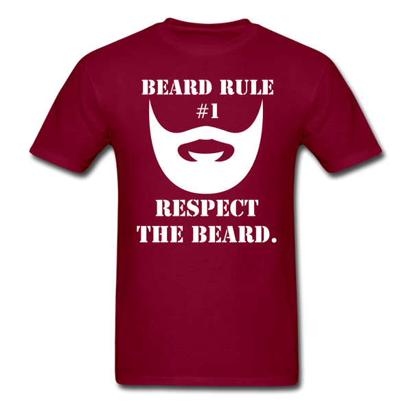 Beard Rule #1 T-Shirt - BeardedMoney