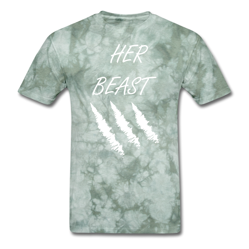 Her Beast T-Shirt - bearded-money