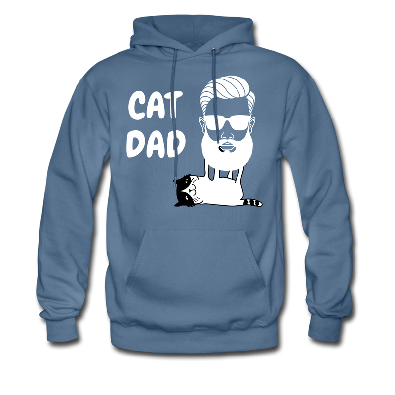 Cat Dad Hoodie - BeardedMoney