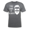 Tall, Dark, & Bearded T-Shirt - BeardedMoney