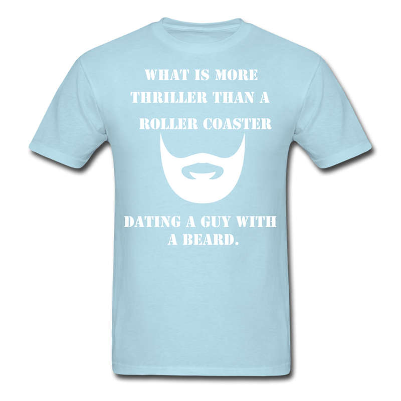 What Is More Thriller Than A Roller Coaster T-Shirt - bearded-money