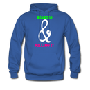 Bearded & Killing It Men's Hoodie - BeardedMoney