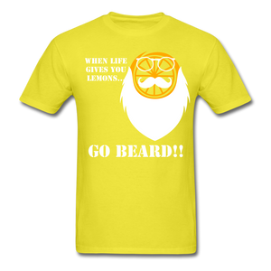 When Life Gives You Lemons T-Shirt - bearded-money