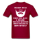 Beard Rule #14 T-Shirt - BeardedMoney