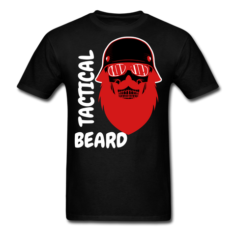 Tactical Beard T-Shirt - bearded-money