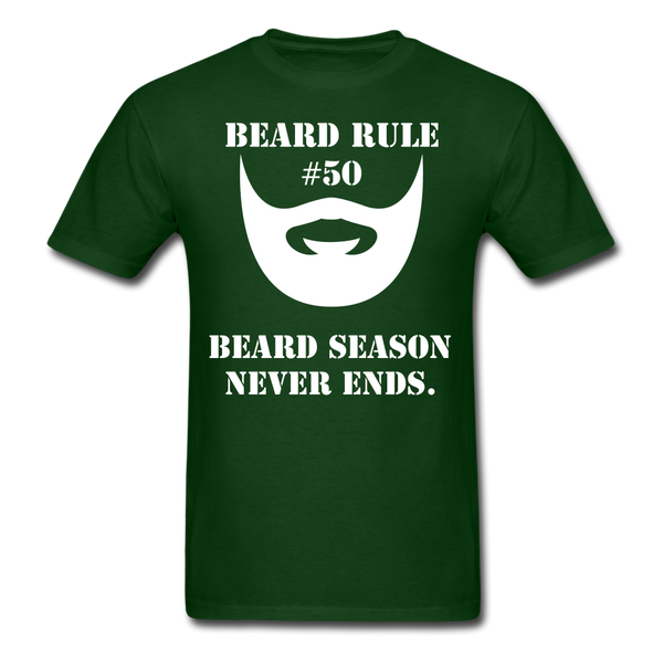 Beard Rule #50 T-Shirt - BeardedMoney