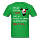 I Total Understand A Beard T-Shirt - bearded-money