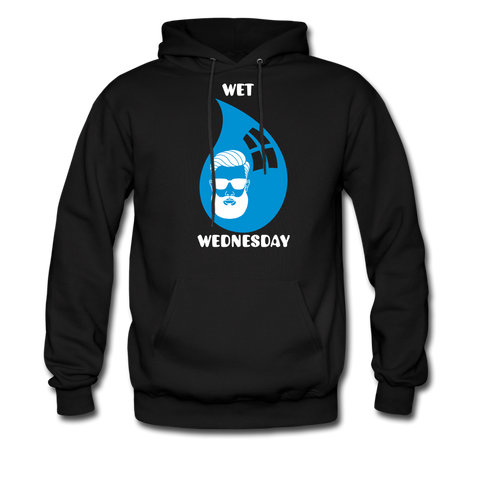 Wet Wednesday Hoodie - bearded-money