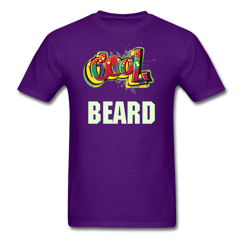 Cool Beard T-Shirt - bearded-money