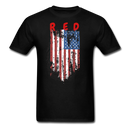 RED T-Shirt - bearded-money