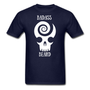 Badass Men's T-Shirt - BeardedMoney